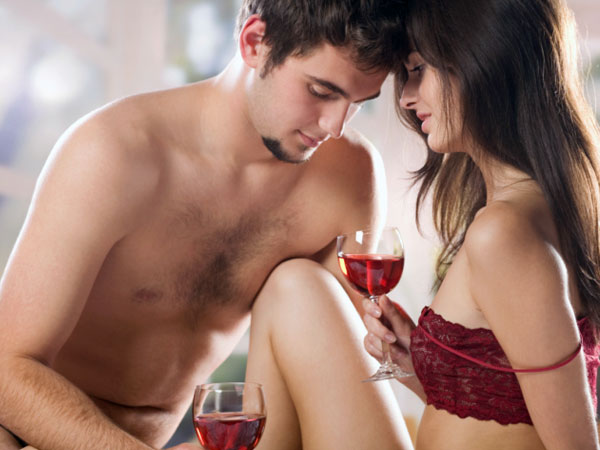 why drunk sex is better